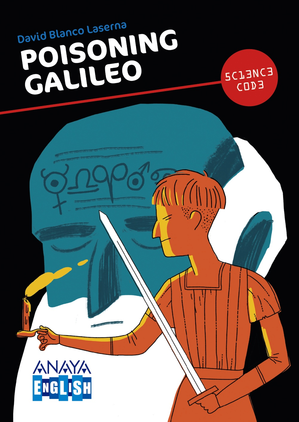Poisoning Galileo. David Blanco Laserna