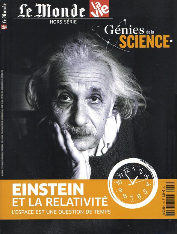 Einstein et la relativité. David Blanco Laserna