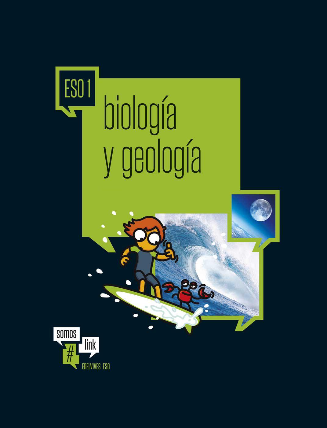 Biología y Geología ESO 1