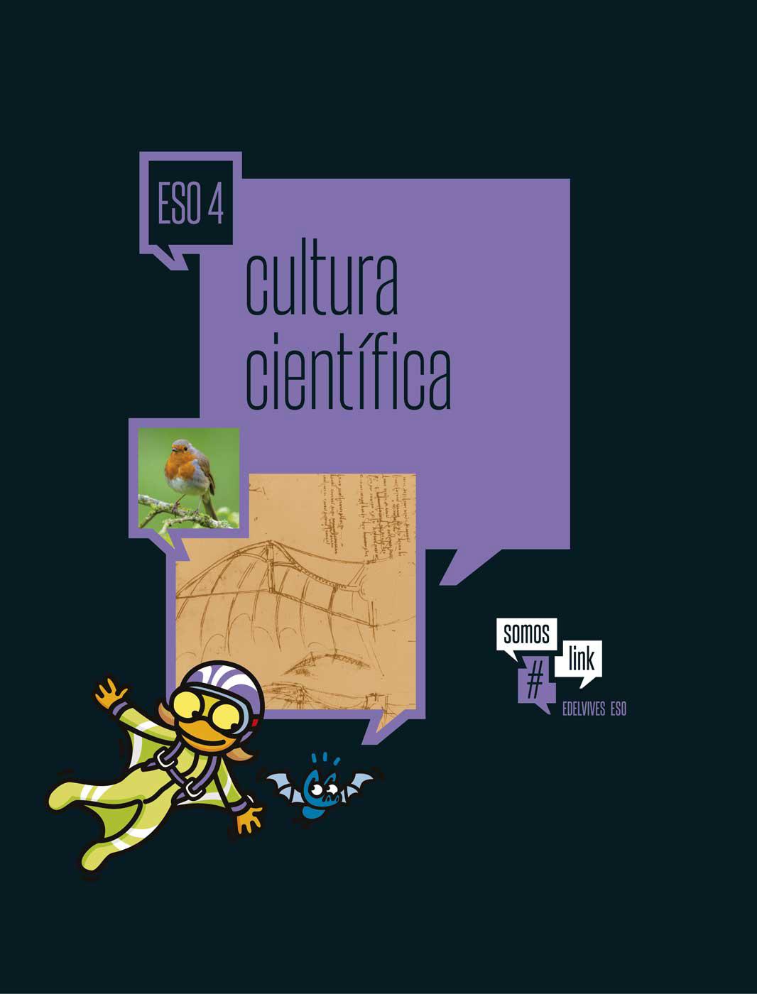 Cultura científica ESO 4