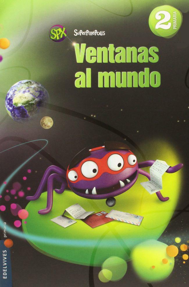 Ventanas al mundo 2º primaria