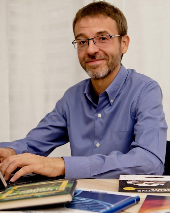 David Blanco Laserna | Ficción y divulgación científica