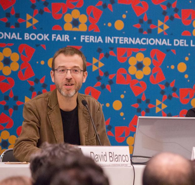 David Blanco Laserna | Divulgador científico