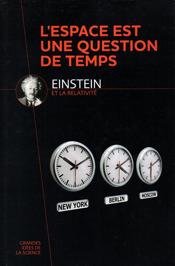 Einstein, l'espace est une question de temps. David Blanco Laserna