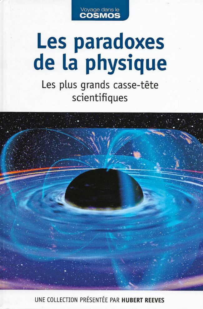 Les paradoxes de la physique. David Blanco Laserna