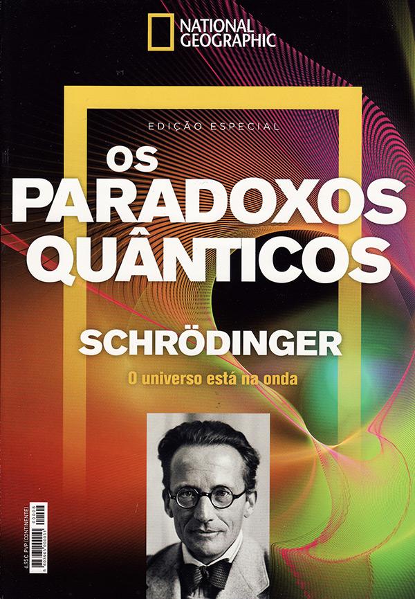 Os paradoxos quânticos. Schrödinger. David Blanco Laserna